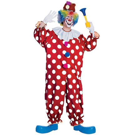 dotted-clown-costume