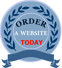 order a website today