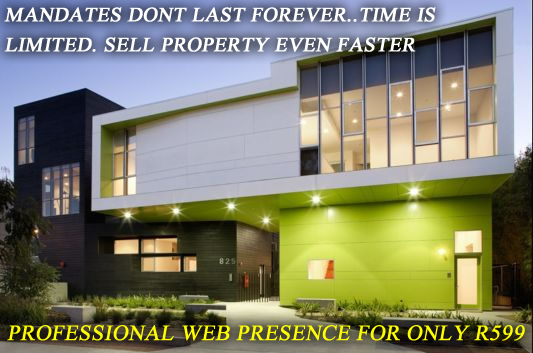 real estate website presence