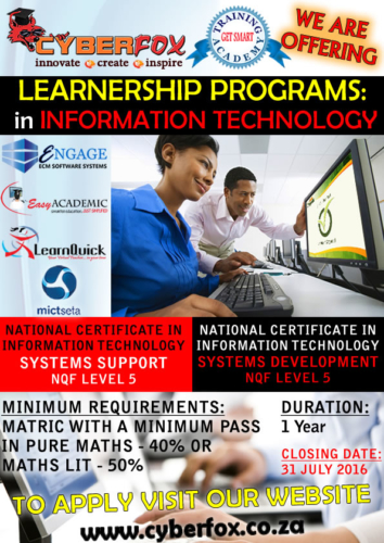 Learnerships
